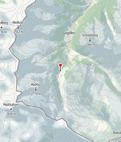 Map / Madrisahütte