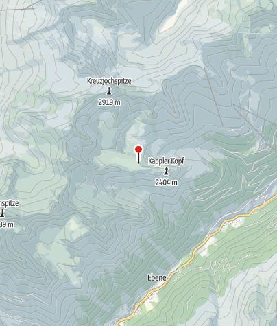 Karte / Niederelbehütte