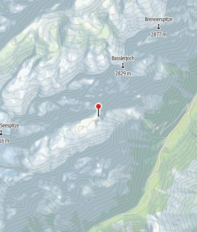 Map / Regensburger Hütte (Neue)