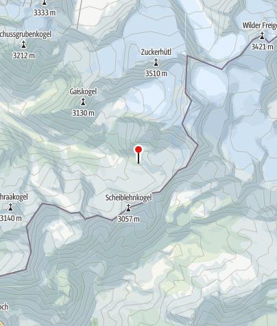 Karte / Siegerlandhütte