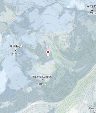 Karte / Vernagthütte