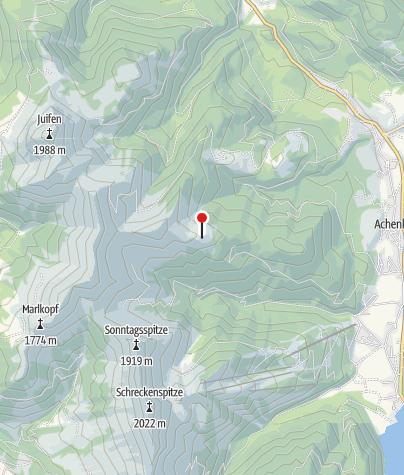 Karte / Seewaldhütte