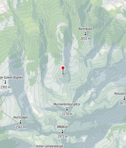 Karte / Forchheimer Biwak