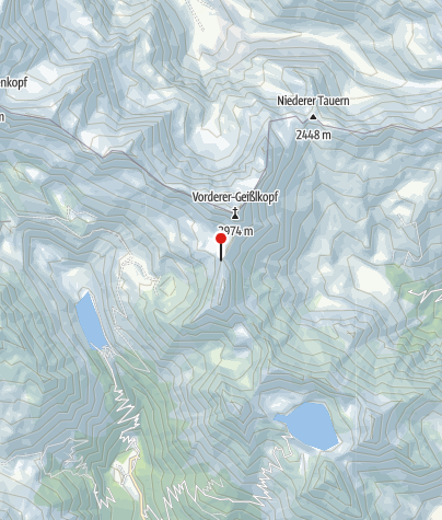 Karte / Dr.-Rudolf-Weißgerber-Biwak