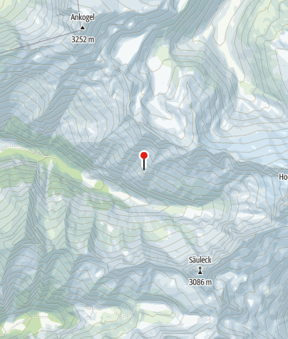 Karte / Celler Hütte