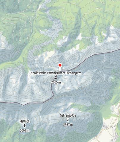 Map / Meilerhütte