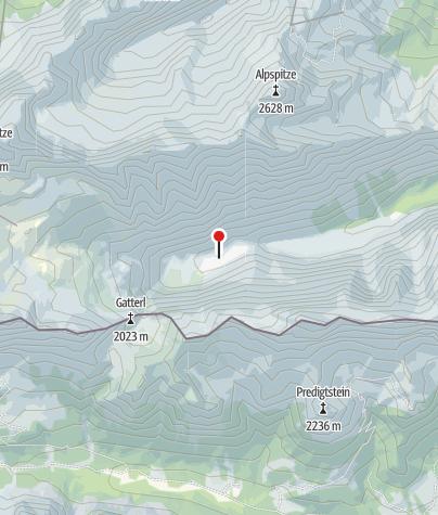 Map / Reintalangerhütte