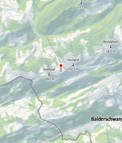 Karte / Staufner Haus