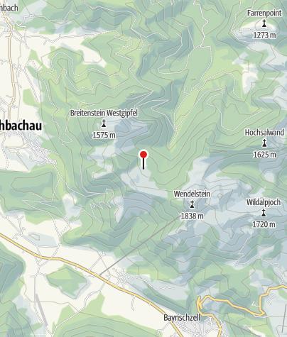 Karte / Aiblinger Hütte