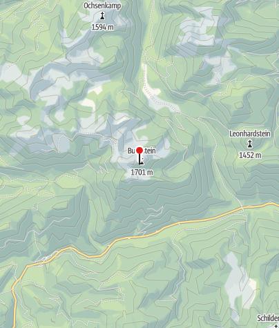 Karte / Tegernseer Hütte