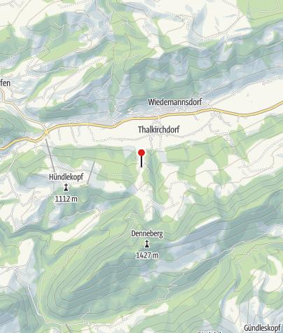 Map / Schwand-Alpe