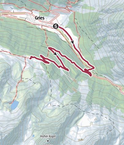 Map / Nissalm