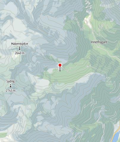 Karte / Dr.Widder-Jugendherberge