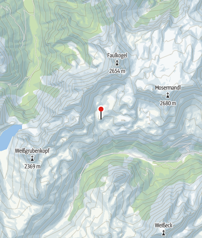 Karte / Franz-Fischer-Hütte