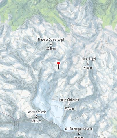 Map / Simonyhütte