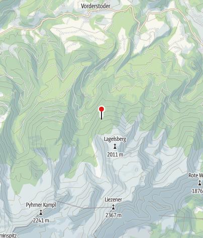 Map / Zellerhütte