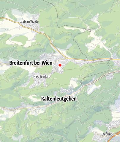 Karte / Kampthalerhütte
