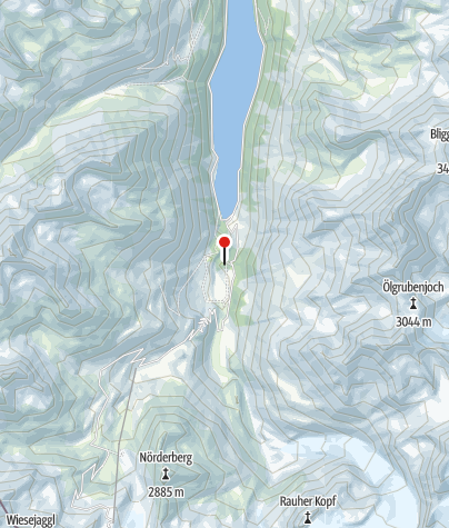 Karte / Gepatschhaus