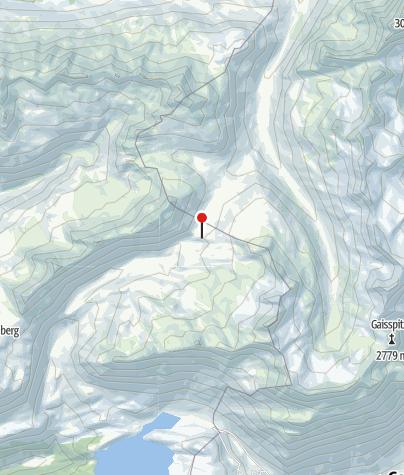 Karte / Neue Heilbronner Hütte