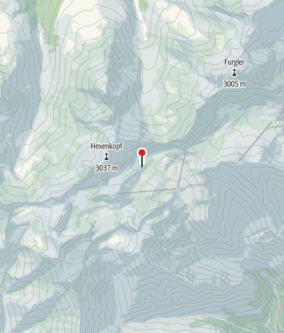 Karte / Hexenseehütte