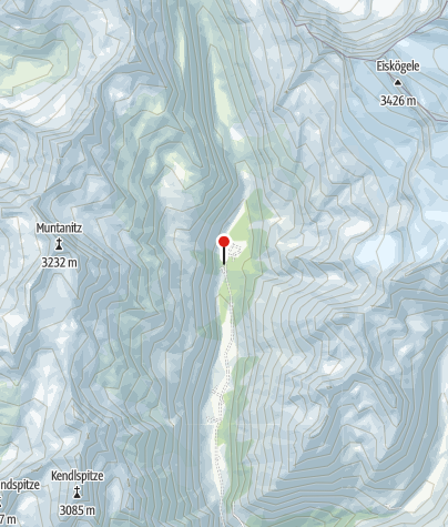 Karte / Kalser Tauernhaus