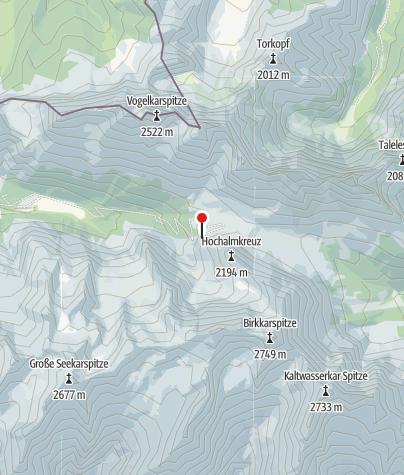 Map / Karwendelhaus