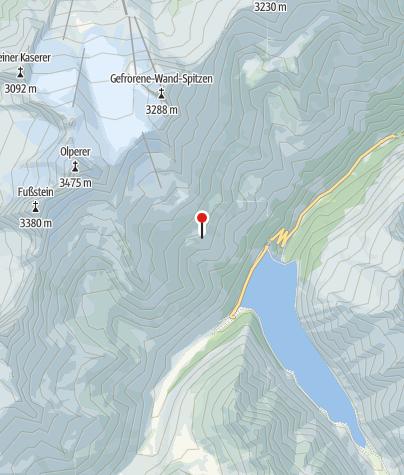 Karte / Olpererhütte