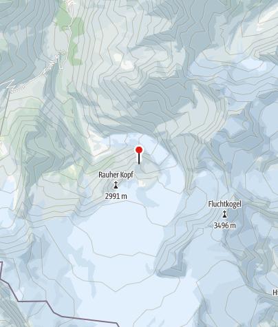 Karte / Rauhekopfhütte