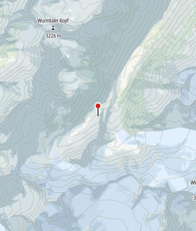Karte / Taschachhaus