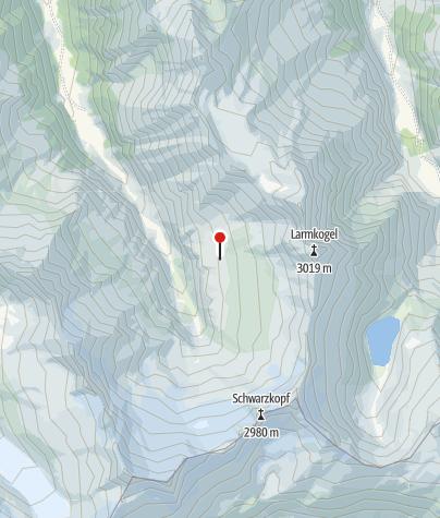 Map / Neue Thüringer Hütte