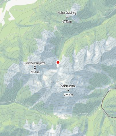 Map / Oberes Soiernhaus