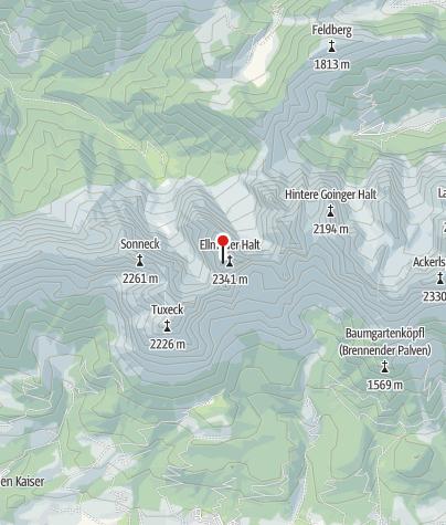Karte / Babenstuberhütte
