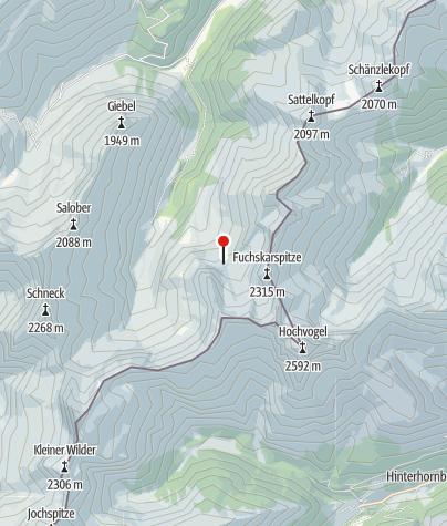 Karte / Prinz-Luitpold-Haus