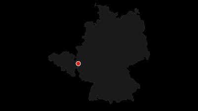 Karte / Wildnis-Trail (Gesamt)
