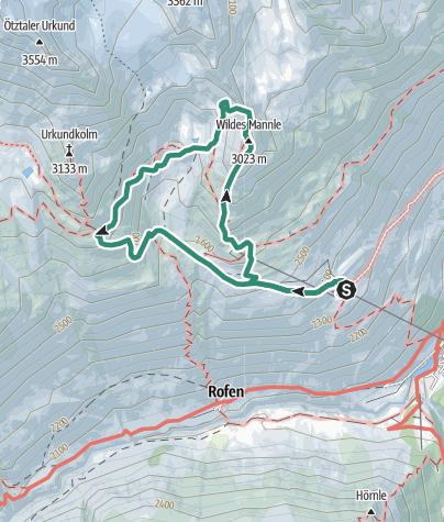Map / Wildes Mannle