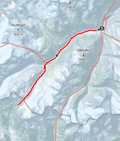 Karte / Schöne Aussicht