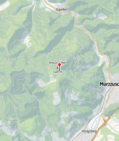 מפה / Kaarlhütte
