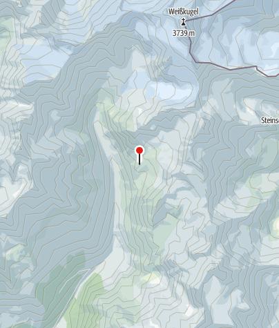 Map / Oberetteshütte