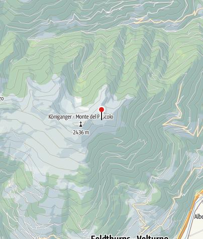 Map / Radlseehütte