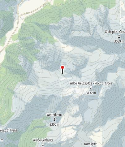 Karte / Sterzinger Hütte
