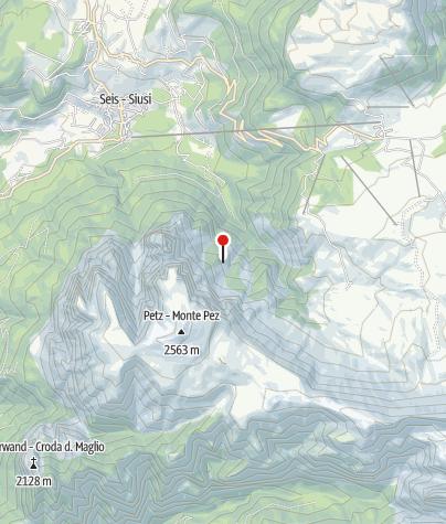 Map / Schlernbödelehütte