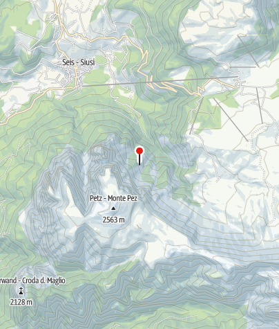 Karte / Schlernbödelehütte