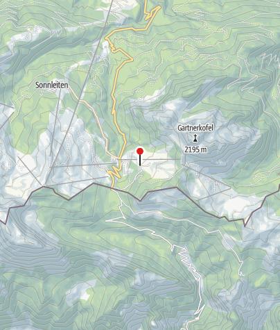 Karte / Alpenhof Plattner