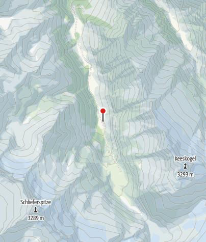 Map / Postalm