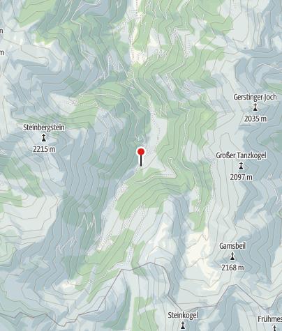 Map / Gamskogelhütte