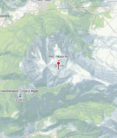 Karte / Schlernhaus (Rif. Bolzano)