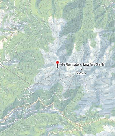 Karte / Plosehütte