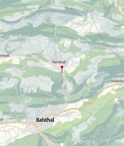 Karte / Museum HAARUNDKAMM