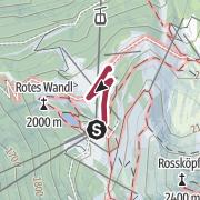 Map / Kühtaile Alm