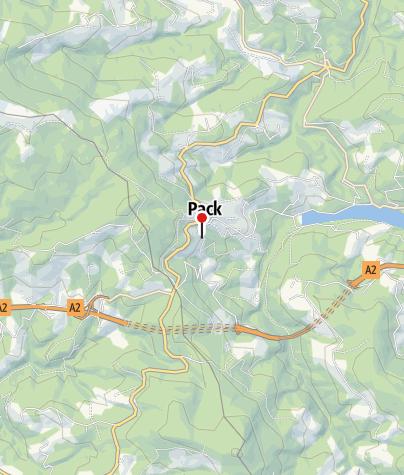 Mapa / Alpenhof Tilzwirt